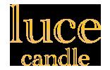 luce candle ルーチェキャンドル ロゴ